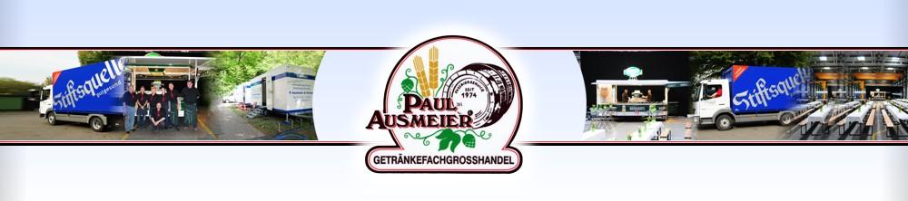 Getränkefachgroßhandel Paul Ausmeier – Ihr Spezialist für Getränke, Toilettenwagen, Events, und … in Wanne-Eickel/Herne